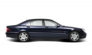 Mercedes S600L Designo