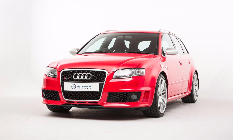 Audi B7 RS4 Avant For Sale - Exterior 1