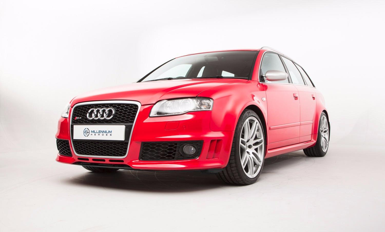 Audi B7 RS4 Avant For Sale - Exterior 4